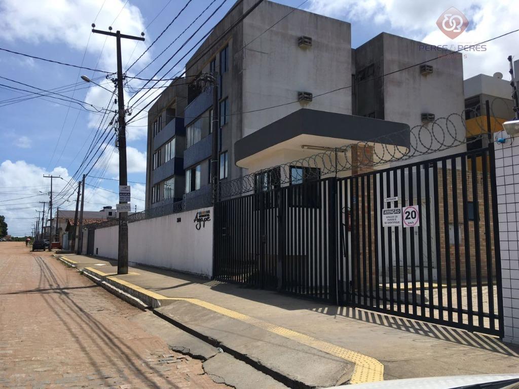 Apartamento residencial à venda, Planalto, Natal.