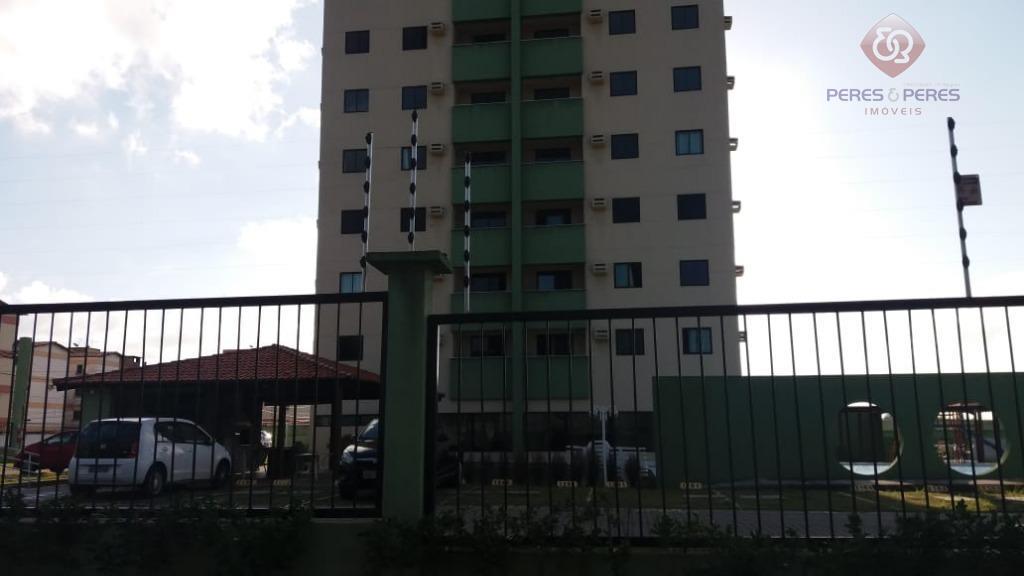 Apartamento residencial para locação, Emaús, Parnamirim.