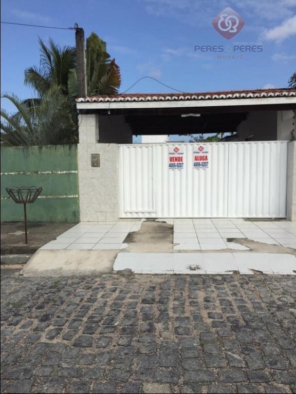 Casa residencial para venda e locação, Emaús, Parnamirim.