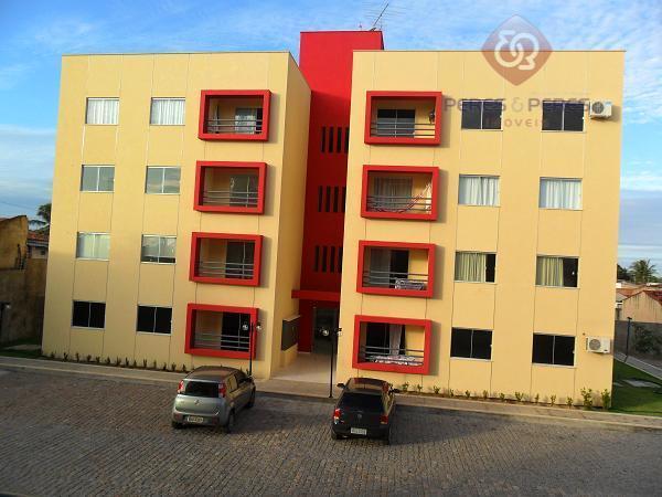 Apartamento com 2 dormitórios à venda, 56 m² por R$ 90.000 - Planalto - Natal/RN