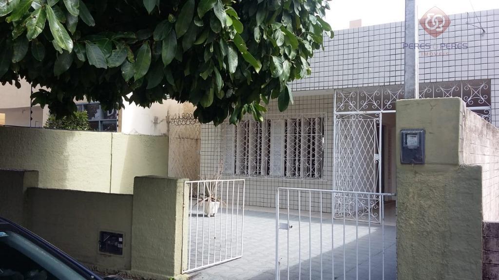 Casa residencial à venda, Barro Vermelho, Natal.