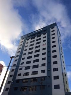 Apartamento com 3 dormitórios à venda, 103 m² por R$ 370.000 - Barro Vermelho - Natal/RN