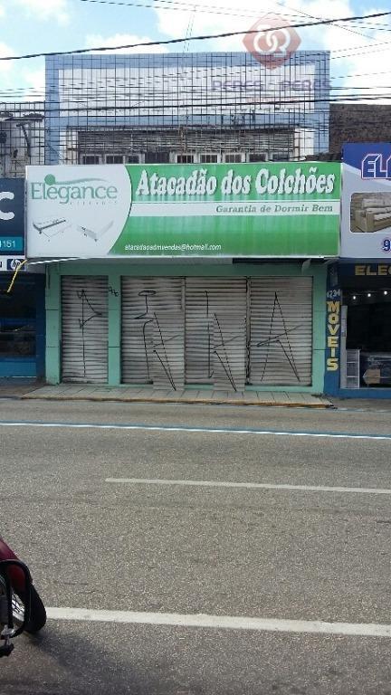 Prédio à venda, 303 m² por R$ 800.000 - Alecrim - Natal/RN Entre AV Alexandrino de Alencar e Av um excelente localização