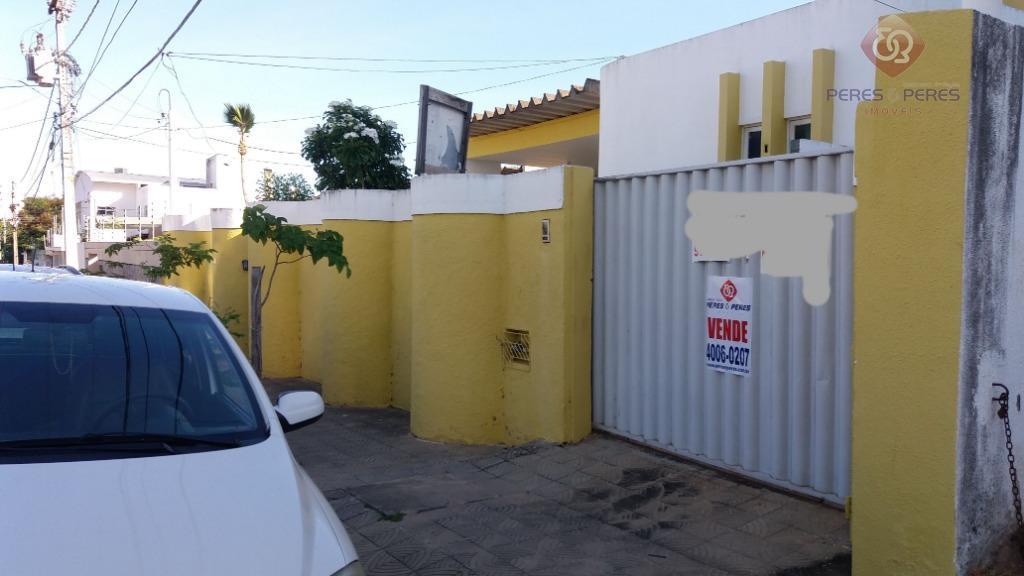 Casa com 3 dormitórios à venda, 280 m² por R$ 750.000 - Tirol - Natal/RN