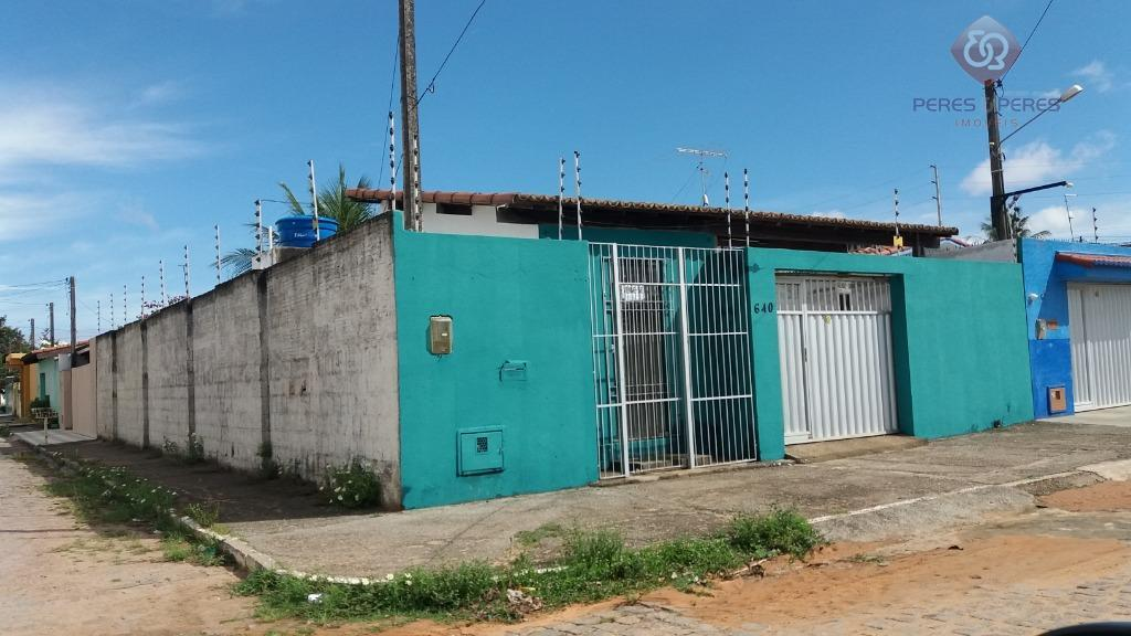 Casa à venda, 60 m² por R$ 140.000 - Planalto - Natal/RN