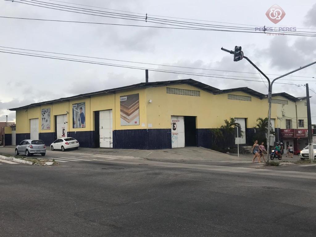 Galpão comercial 1.500 m² R$11.000,00