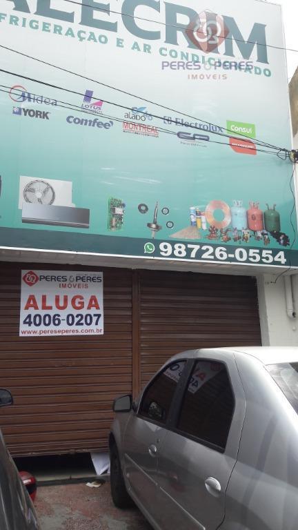 Ponto comercial Alecrim av Presidente Bandeira R$4.500