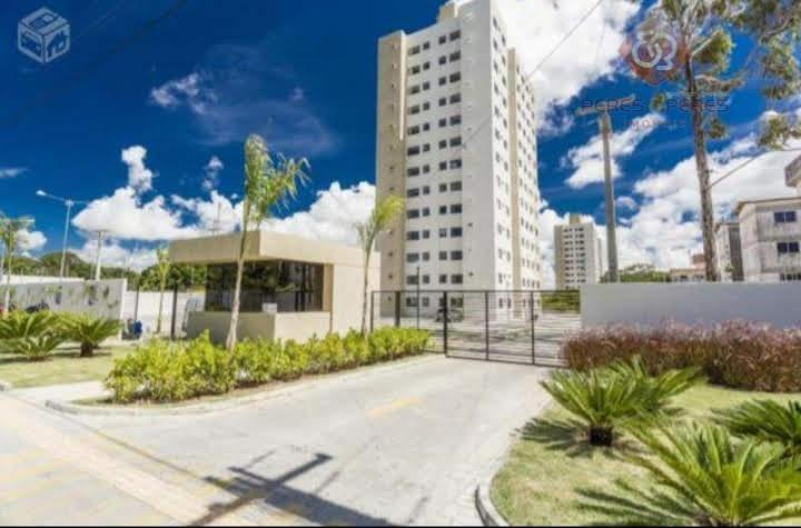 Apartamento com 2 dormitórios à venda, 44 m² por R$ 160.000 - Emaús - Parnamirim/RN