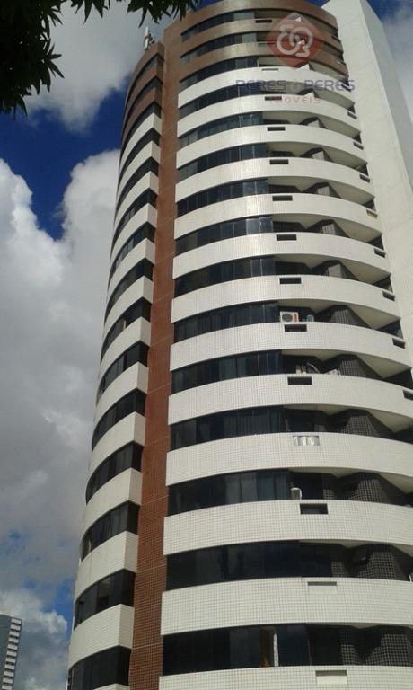 Apartamento com 3 dormitórios à venda, 92 m² por R$ 380.000 - Lagoa Nova - Natal/RN