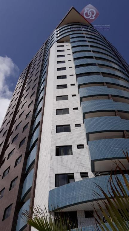 Excelente apartamento em Ponta Negra com Vita para morro do Careca
