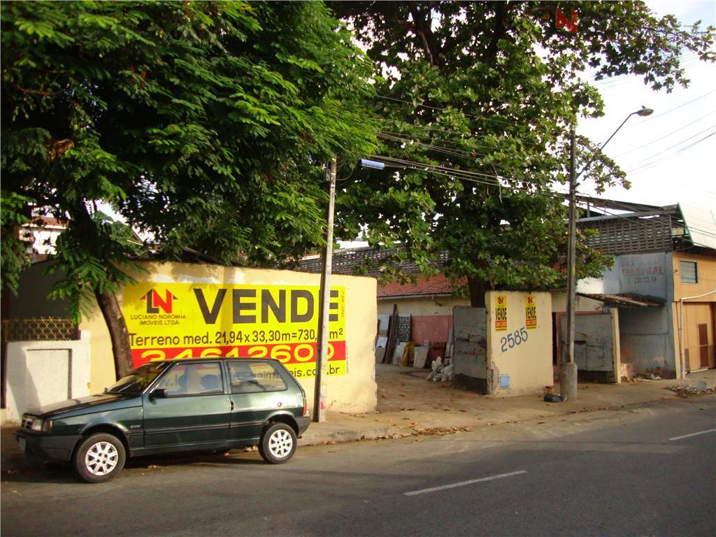 Terreno comercial à venda - R$ 1.200.000,00