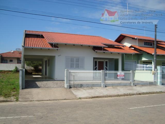 Residencia em Alvenaria Com Aprox.147m2 na Praia de Barra Velha !!!