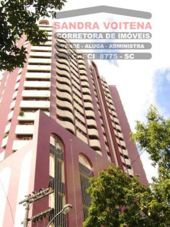 Apartamento  Mobiliado Centro, Joinville - AP0023.