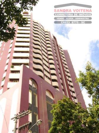 Apartamento  residencial à venda, Centro, Joinville.