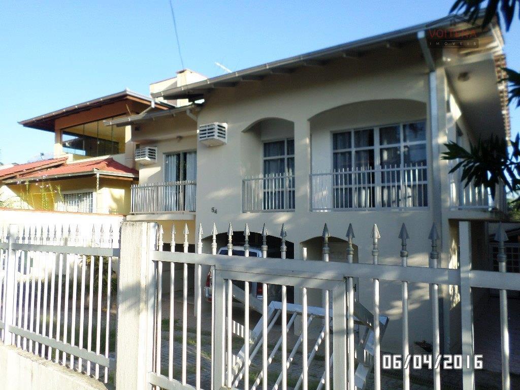 Casa residencial à venda, Floresta, Joinville - CA0092.