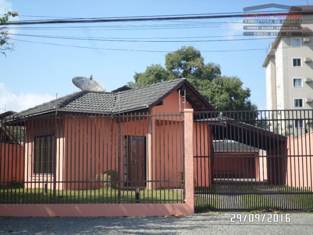 Casa residencial à venda, Bucarein, Joinville.