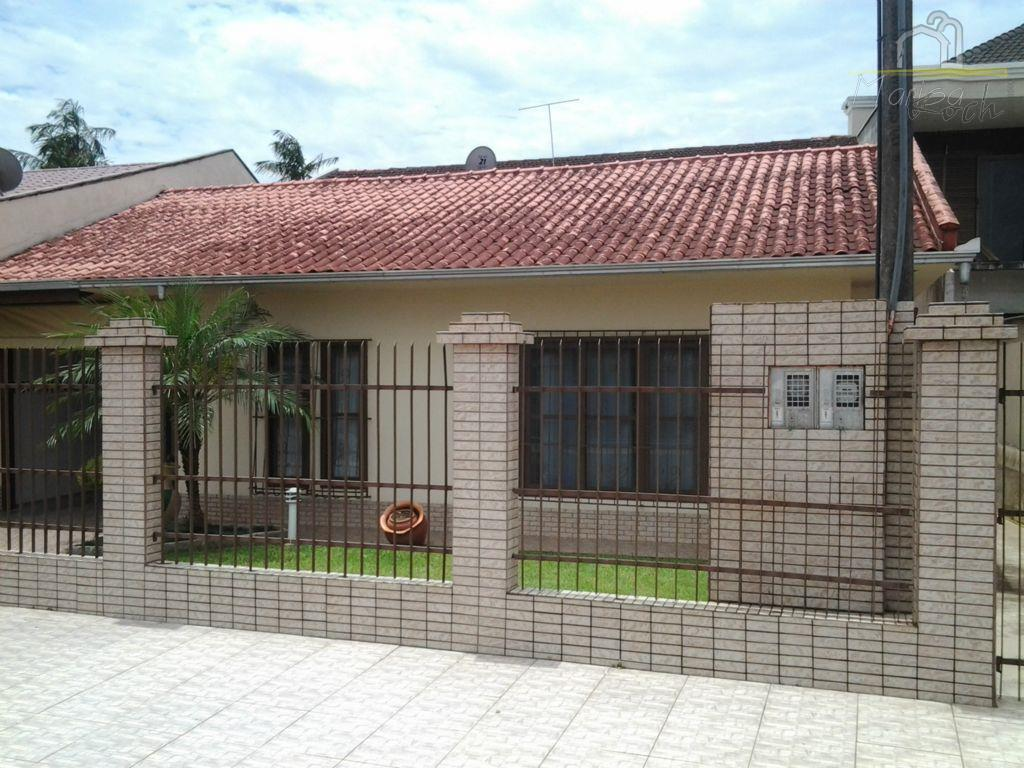 Casa  residencial à venda, Itaum, Joinville.