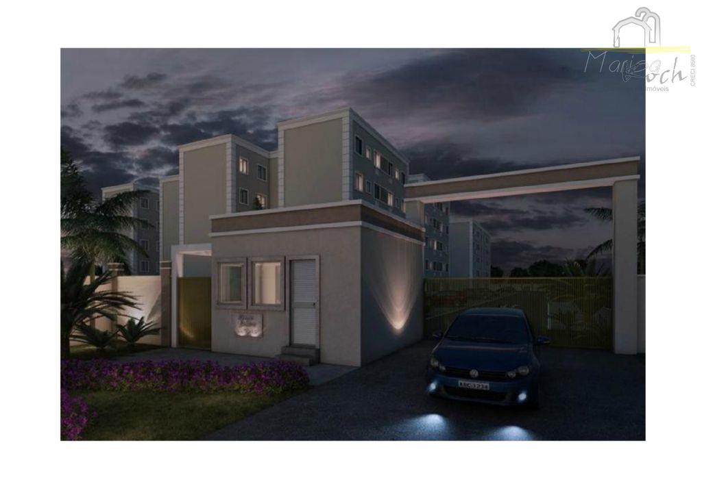 Apartamento  residencial à venda, Vila Nova, Joinville.