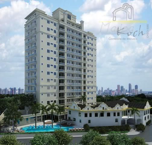 Cobertura residencial à venda, Centro, Joinville - CO0003.