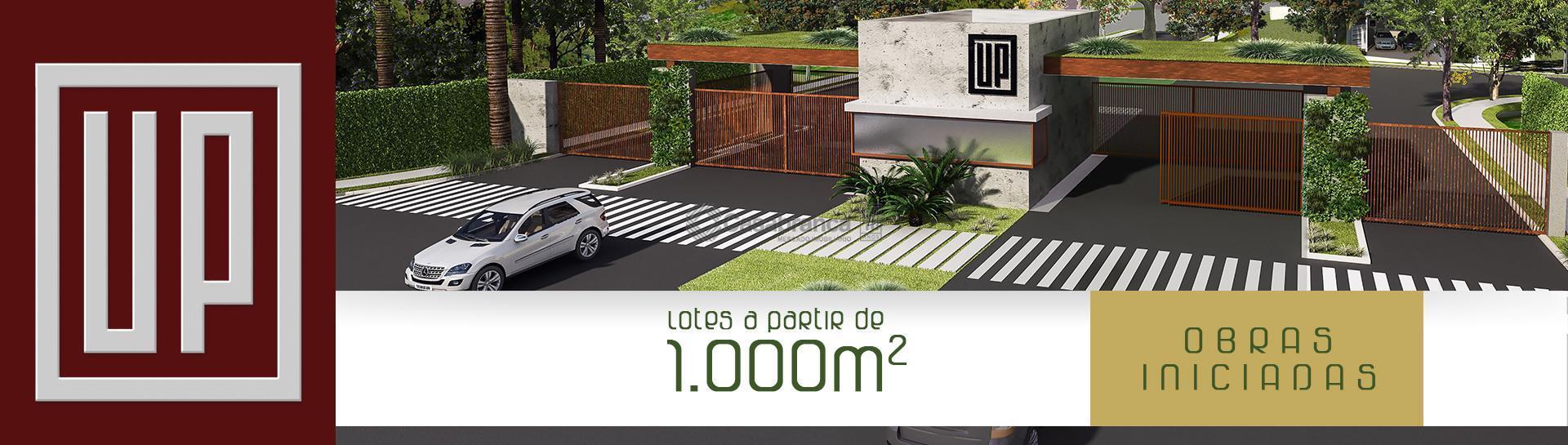 Terreno,Condomínio up residencial, Sorocaba , 1000 m²