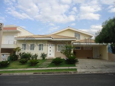 Casa residencial à venda, Condomínio Parque Esplanada, Votorantim - CA0266.