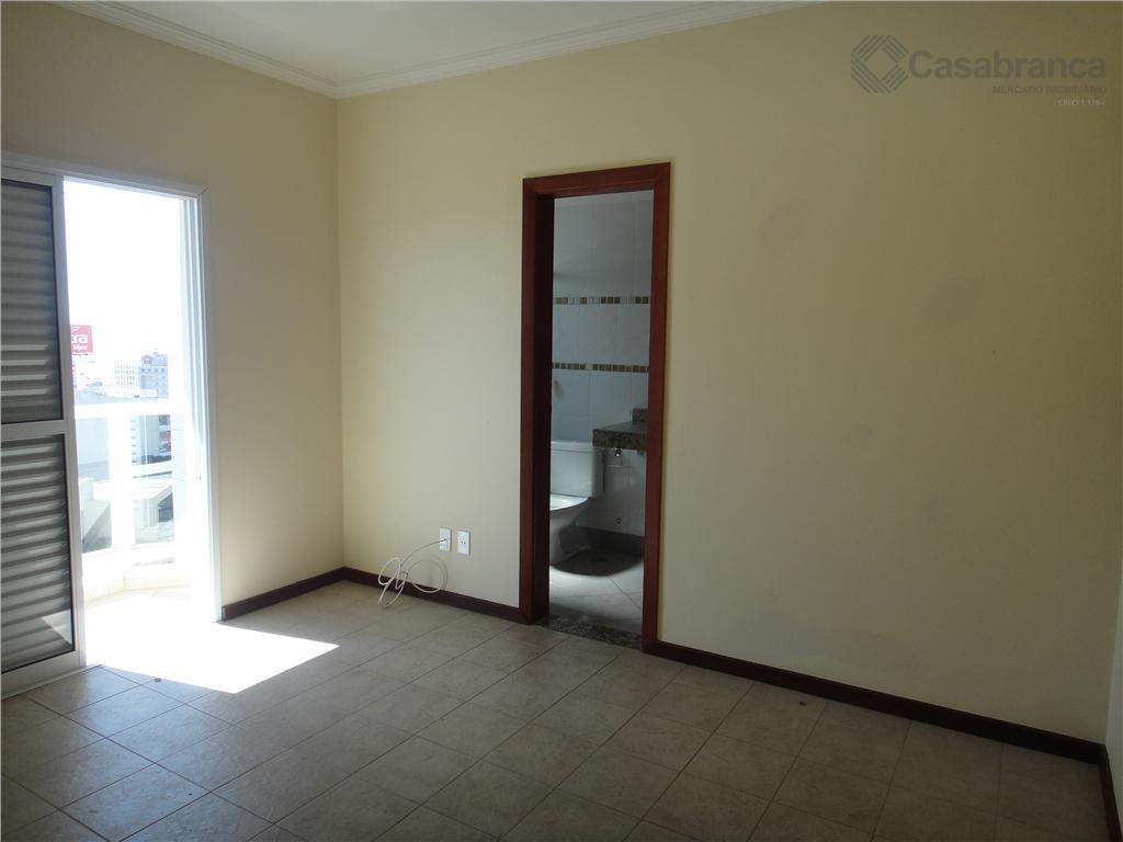 Apartamento residencial à venda, Parque Campolim, Sorocaba - AP0722.