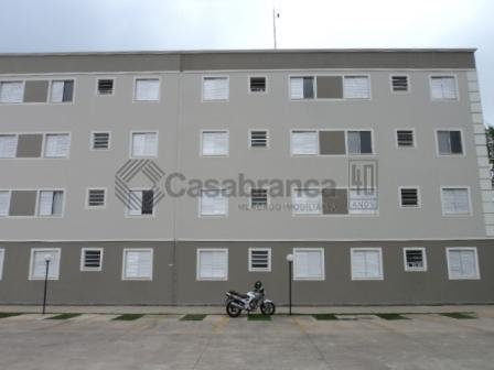 Apartamento com 2 dormitórios para alugar, 48 m² - Alto da Boa vista - Sorocaba/SP