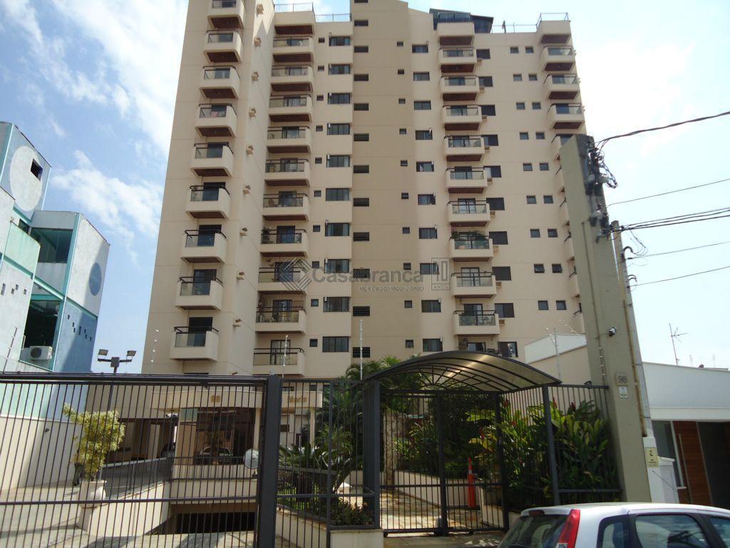 Apartamento residencial à venda, Centro, Sorocaba - AP0454.