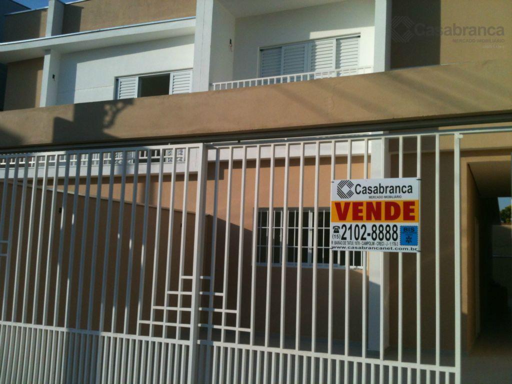 Sobrado residencial à venda, Central Parque Sorocaba, Sorocaba - SO1386.