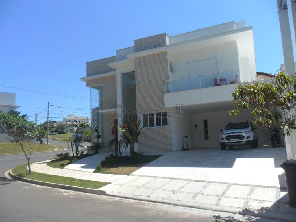 Sobrado residencial à venda, Condomínio Mont Blanc, Sorocaba - SO0439.