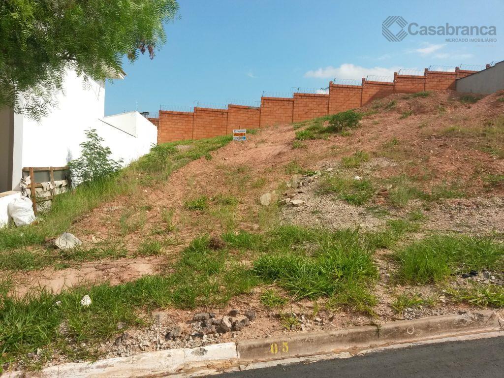 Terreno residencial à venda, Condomínio Residencial Aldeia da Mata, Votorantim - TE1713.