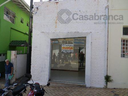 Sala comercial para venda e locação, Vila Santana, Sorocaba - SA0169.