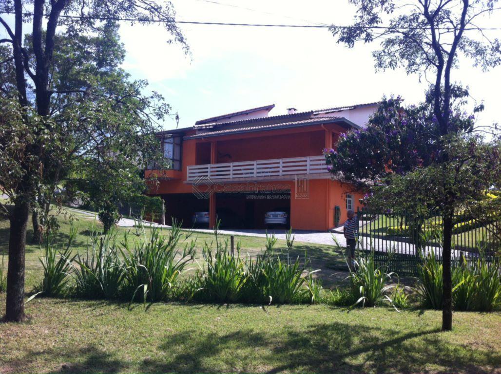 Casa residencial à venda, Chácaras Residenciais Santa Maria, Votorantim - CA2475.