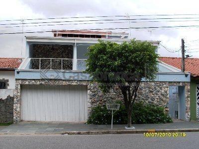 Sobrado residencial à venda, Vila Carvalho, Sorocaba - SO0256.