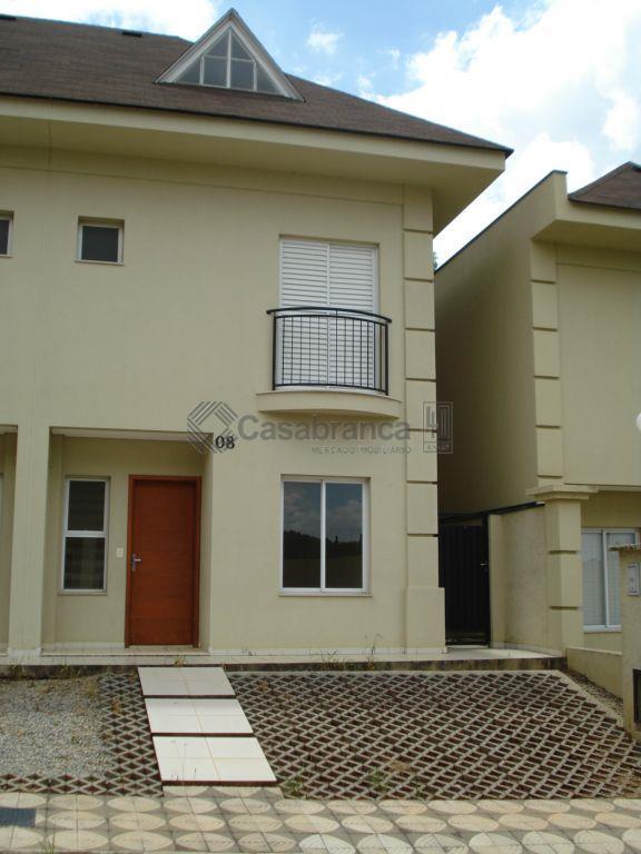 Sobrado residencial à venda, Cajuru do Sul, Sorocaba - SO1555.