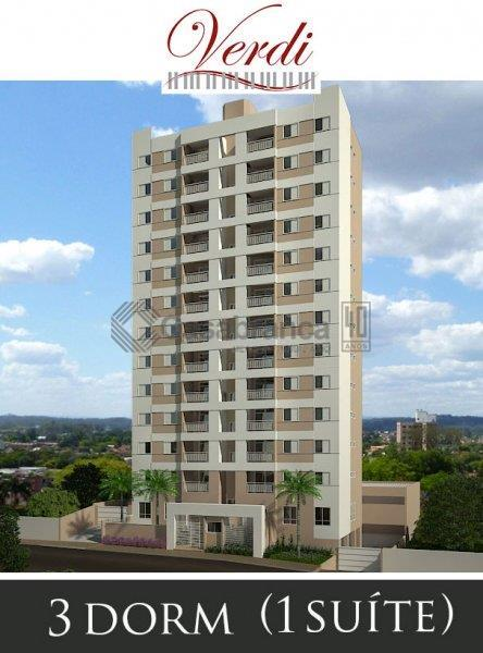 Apartamento residencial à venda, Vila Independência, Sorocaba.