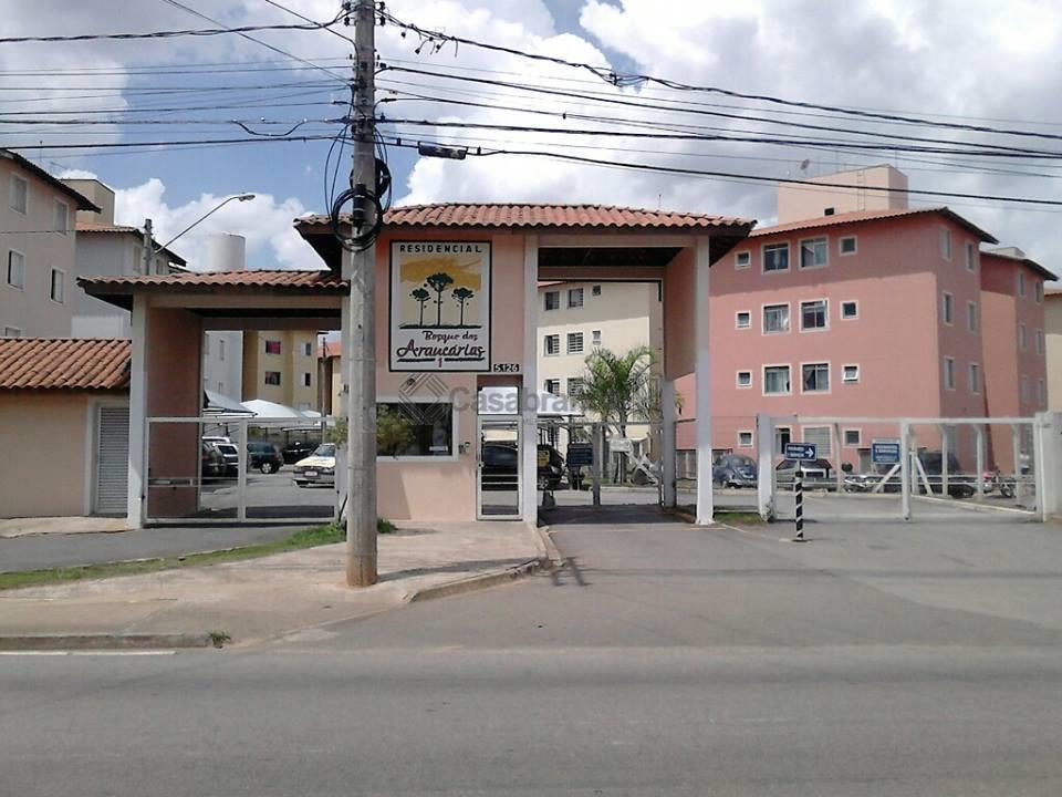 Apartamento residencial à venda, Jardim Novo Horizonte, Sorocaba - AP1720.
