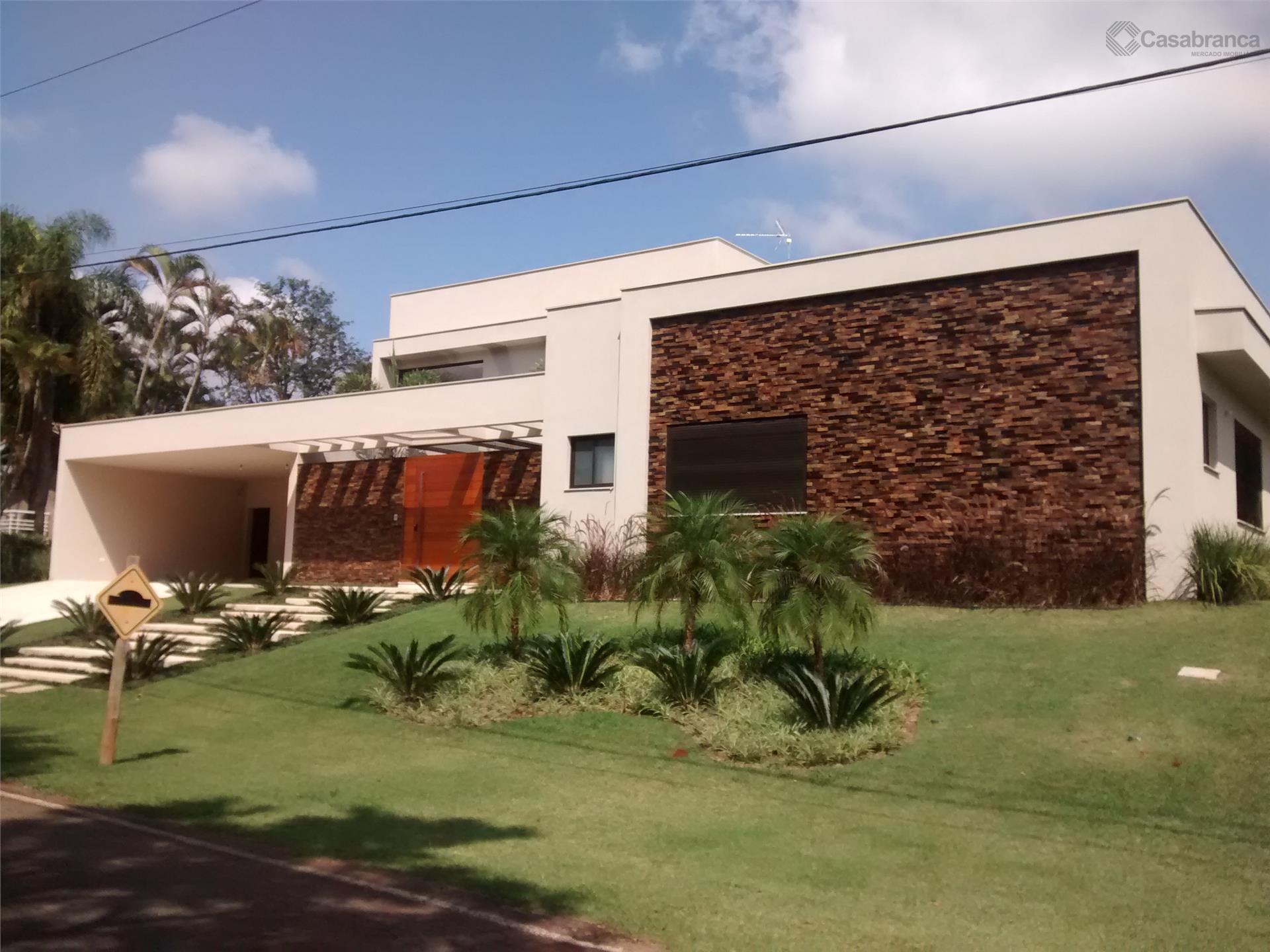 Casa residencial à venda, Lago Azul Condomínio e Golfe Clube, Araçoiaba da Serra - CA2722.