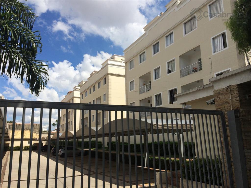 Apartamento residencial à venda, Cidade Jardim, Sorocaba - AP2813.