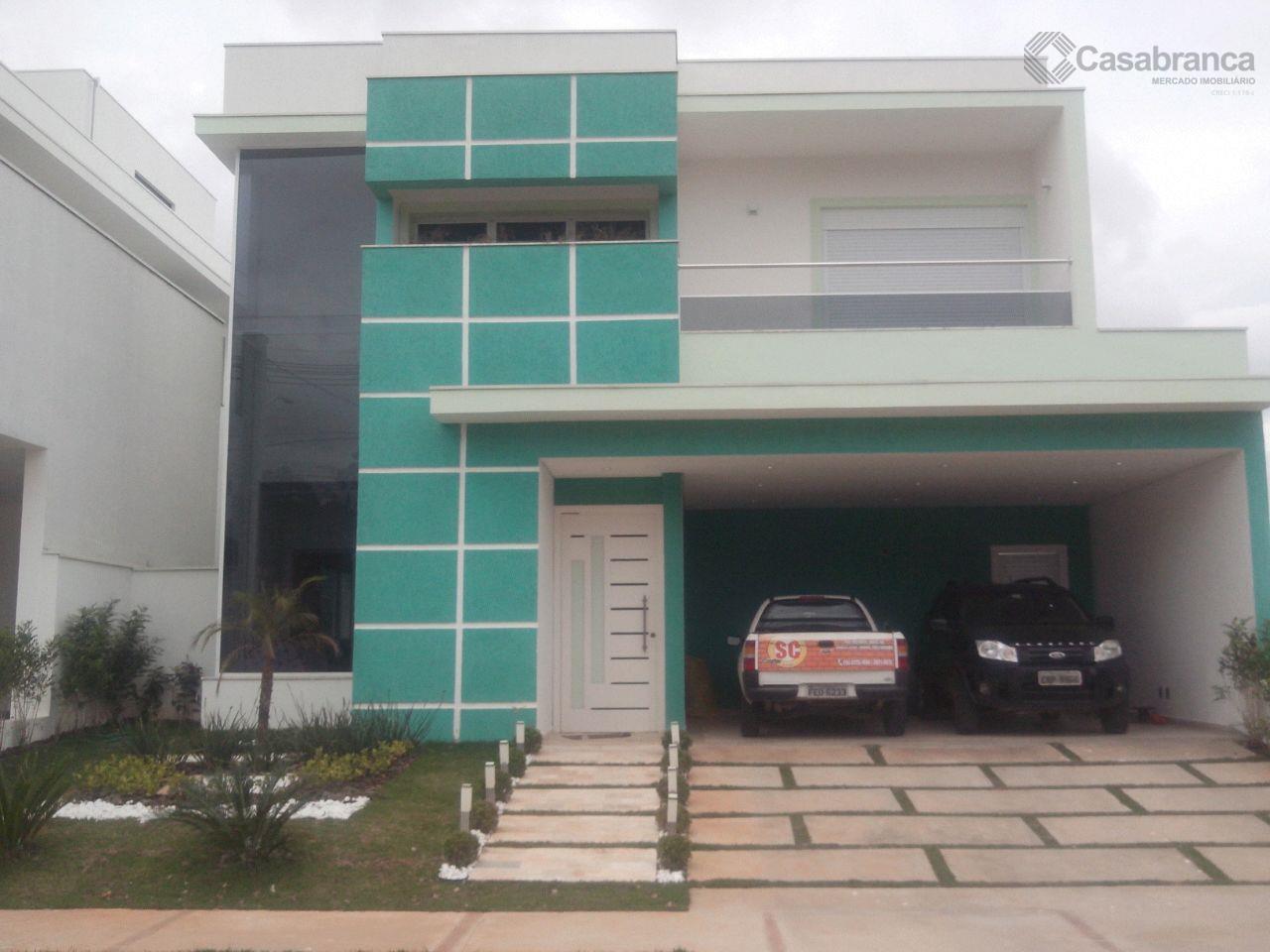 Sobrado residencial à venda, Condomínio Giverny, Sorocaba - SO1664.