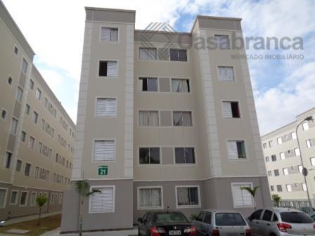 Apartamento residencial para venda e locação, Condomínio Parque Sicília, Votorantim - AP2854.