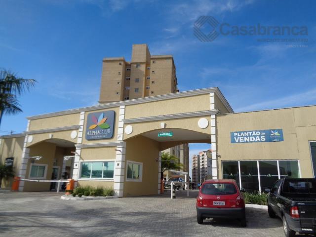 Apartamento residencial à venda, Alpha Club Residencial, Votorantim - AP0867.