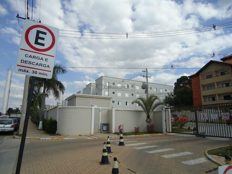 Apartamento residencial à venda, Ipanema Das Pedras, Sorocaba - AP3097.