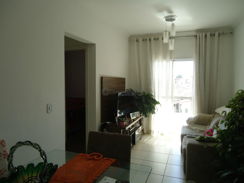Apartamento residencial à venda, Jardim São Carlos, Sorocaba - AP3104.