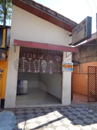 Salão comercial para locação, Vila Barcelona, Sorocaba - SL0185.