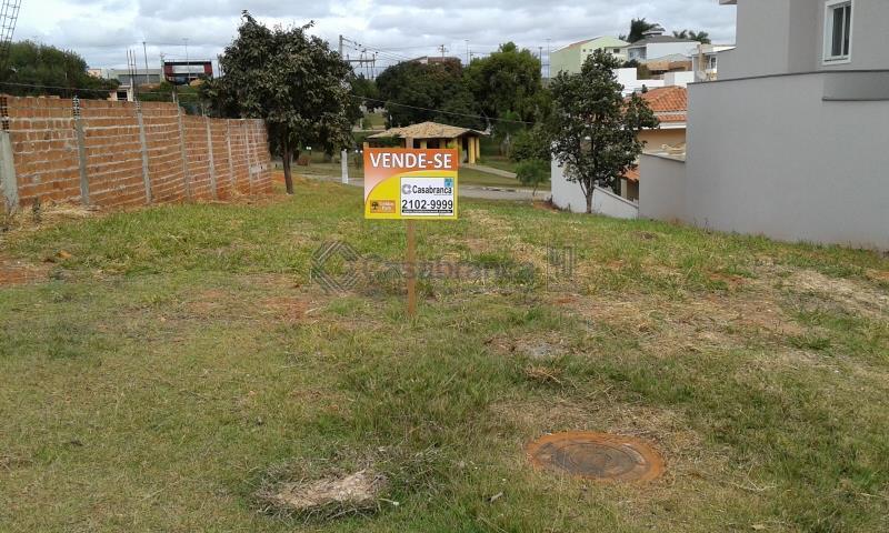 Terreno residencial à venda, Condomínio Golden Park Alfa, Sorocaba - TE2431.