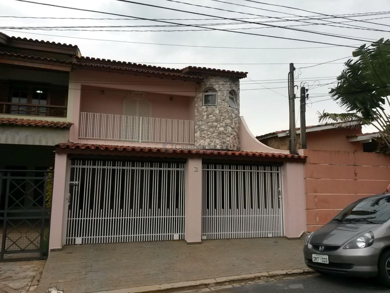 Sobrado residencial à venda, Jardim Faculdade, Sorocaba - SO1936.