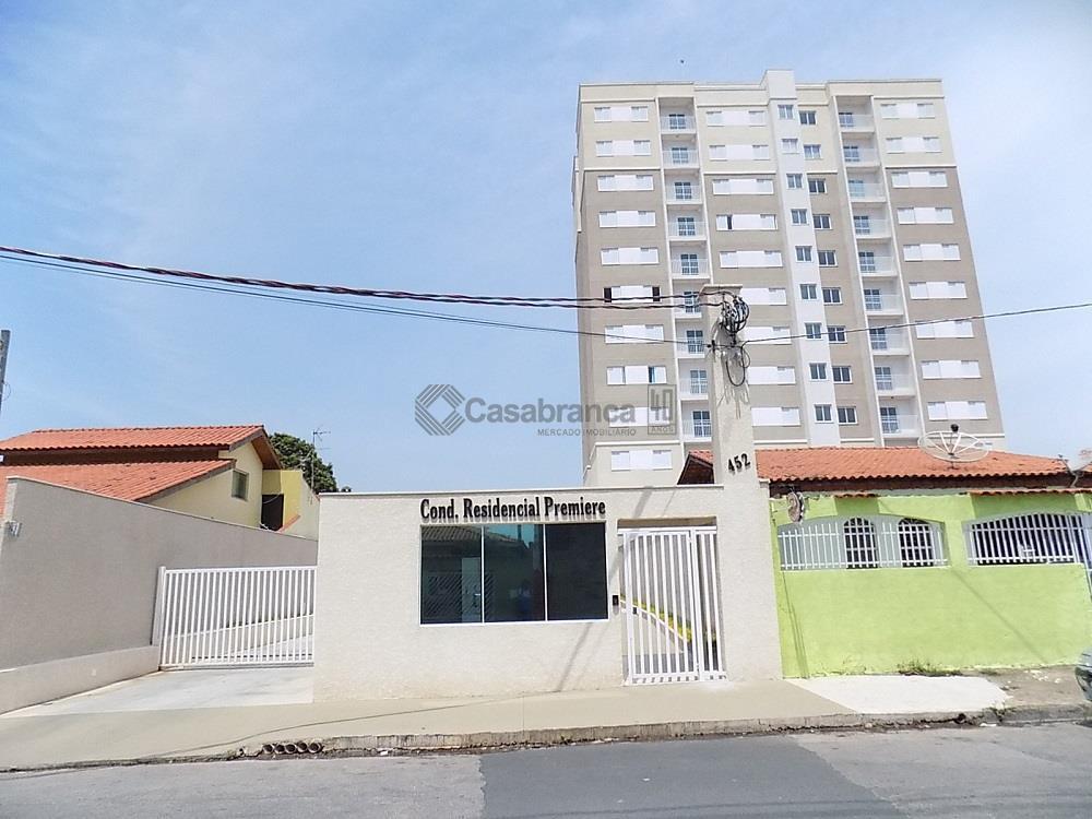 Apartamento residencial para locação, Éden, Sorocaba.