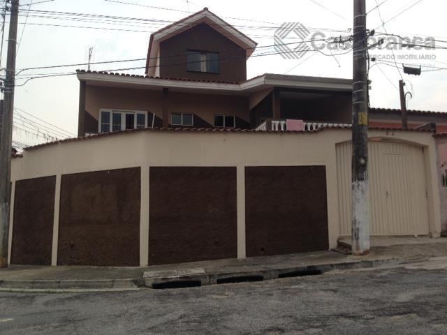Sobrado residencial à venda, Vila Domingues, Votorantim - SO1286.