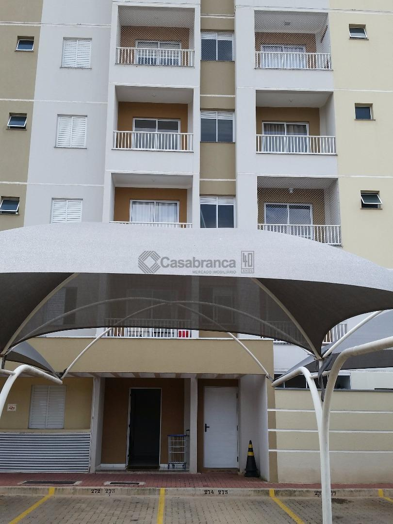 Apartamento  residencial à venda, Wanel Ville, Sorocaba.